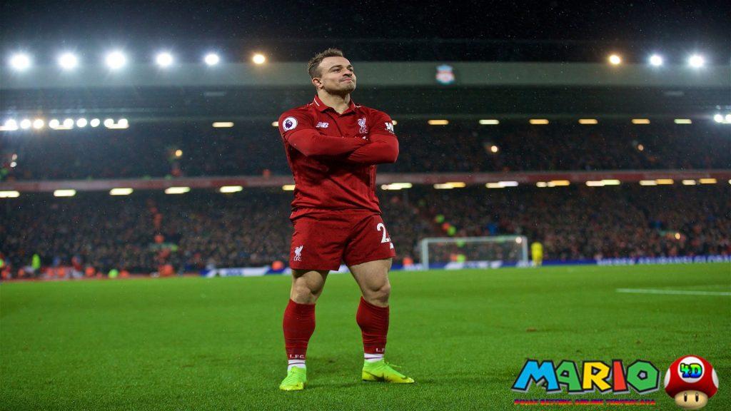 Klopp Tegaskan Liverpool Masih Butuh Shaqiri