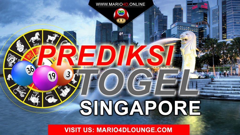 PREDIKSI SINGAPORE POOLS 03 OKTOBER 2019