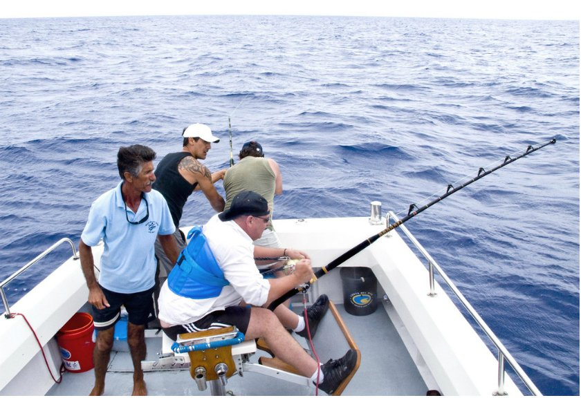 Pemancing Terkejut karena Tangkap Ikan Aneh