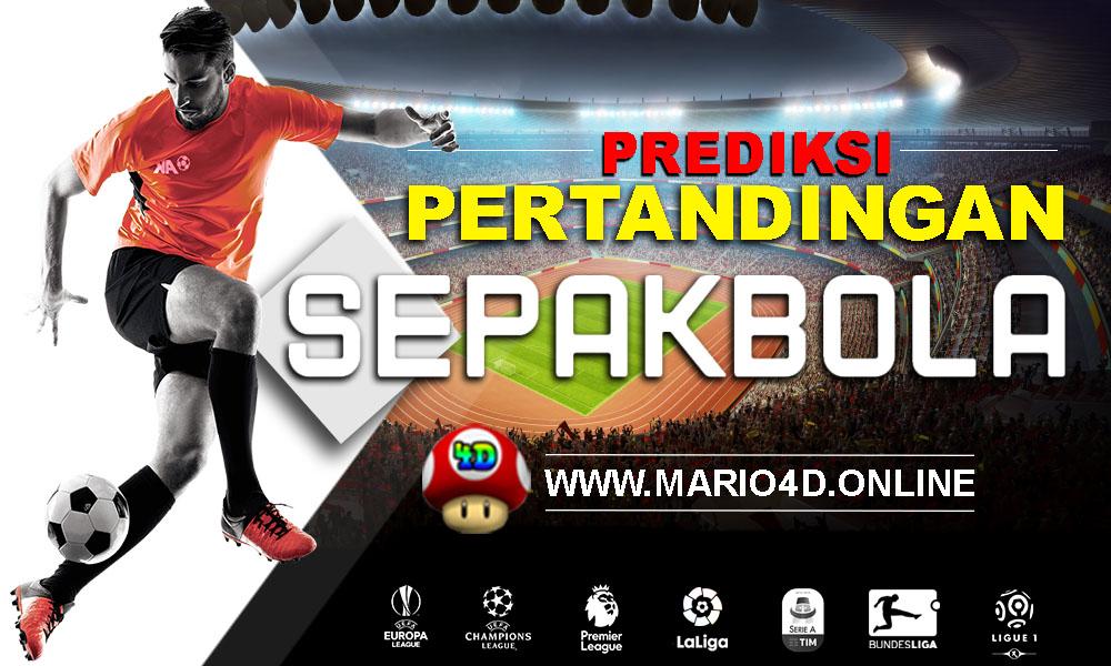 Prediksi Pertandingan Bola 08-09 Oktober