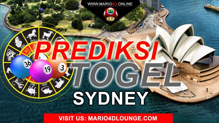 PREDIKSI SYDNEY POOLS 15 November 2019