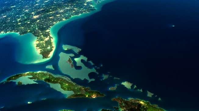 Kapal kapal Ini Hilang secara Misterius di Segitiga Bermuda