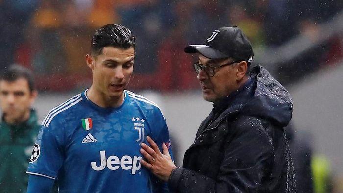 Diganti, Ronaldo Malah Ngambek