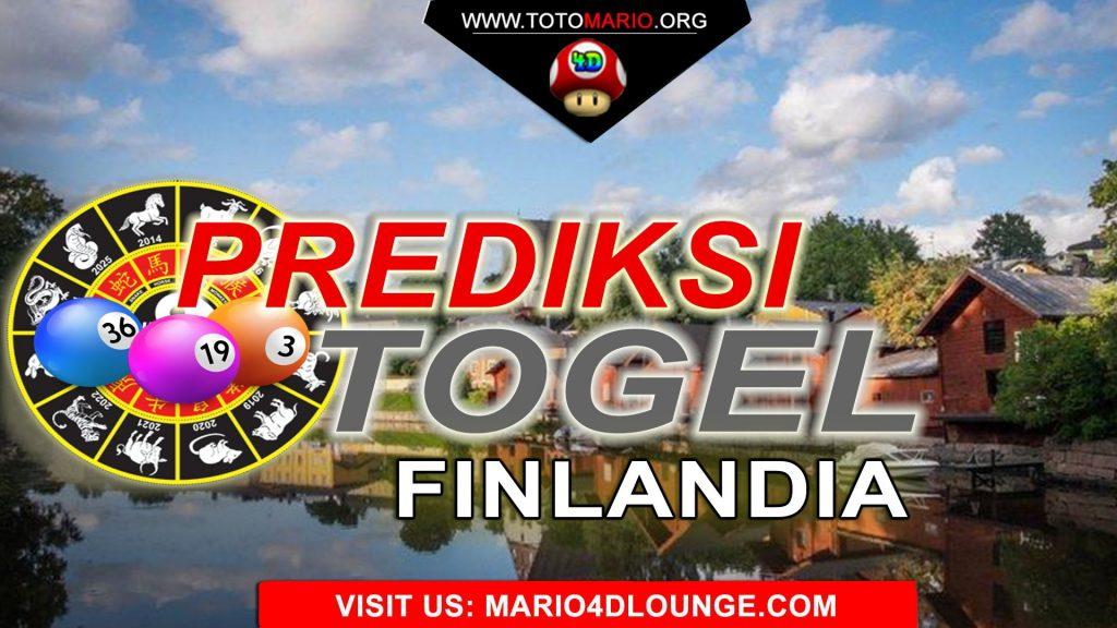 PREDIKSI FINLANDIA LOTTERY 09 DESEMBER 2019