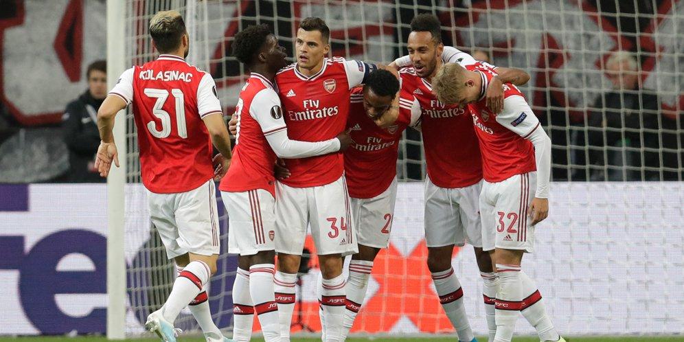 Sudah Berapa Lama Arsenal Puasa Kemenangan?