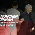 Prediksi Bayern Munchen vs Tottenham 12 Desember 2019