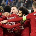 Liverpool ke 16 Besar Sebagai Juara Grup E