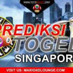PREDIKSI SINGAPORE POOLS 18 JANUARI 2020
