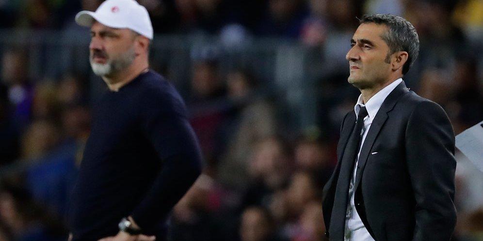 Valverde Tinggalkan Barcelona dengan Tragis: Dipecat Usai Mendominasi La Liga 3 Musim