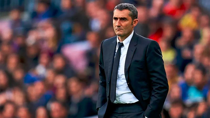 Surat Perpisahan Ernesto Valverde untuk Barcelona