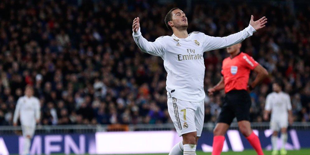 Satu Hal yang Membuat Hazard Disenangi Pemain Brasil di Real Madrid, Apa Itu?