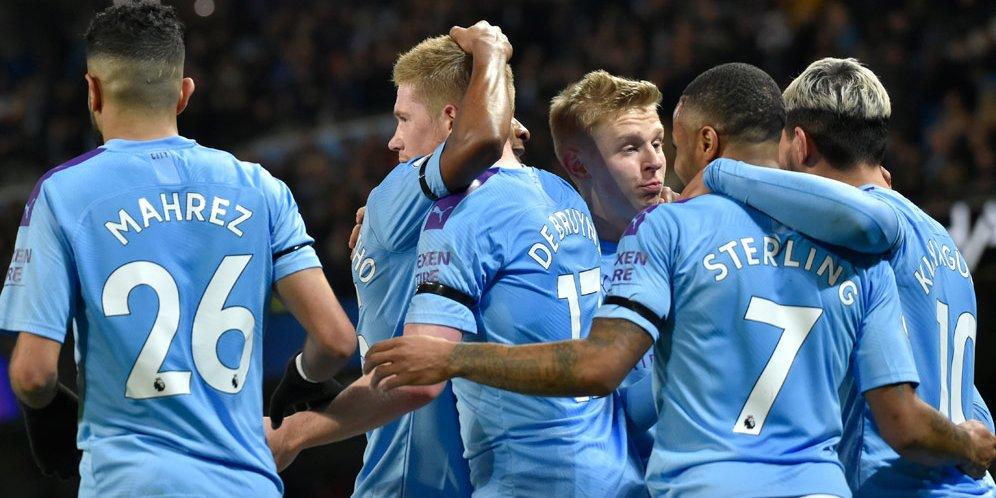 Man City Dilarang Tampil 2 Musim di Liga Champions