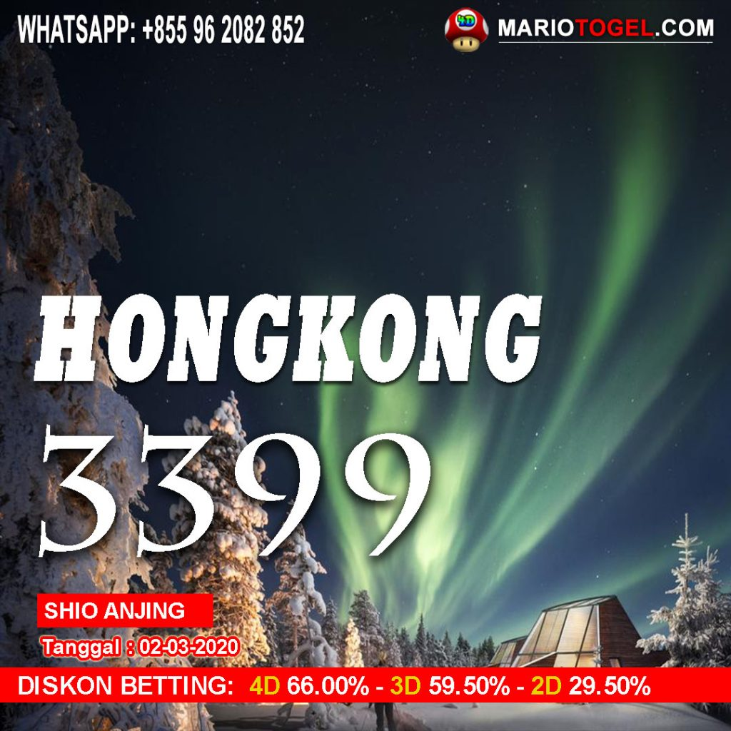 RESULT HONGKONG 2 MARET 2020