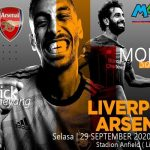 Prediksi Pertandingan Premier League Antara Liverpool VS Arsenal