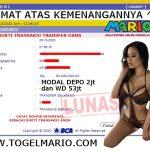Member Mario4d Jackpot Besar Di Slot Game Pragmatic