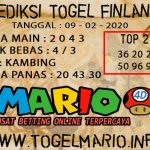 PREDIKSI TOGEL FINLANDIA LOTERRY 09 MARCH 2021